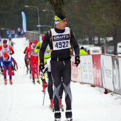 Skiing 90 km - Domonkos Kovacs (4922)