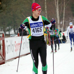 Skiing 90 km - Fredrik Samuelsson (4165)