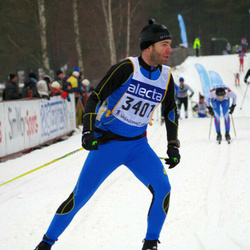 Skiing 90 km - André Back (3401)