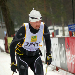 Skiing 90 km - Jarmo Juntura (3744)