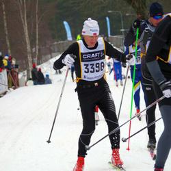 Skiing 90 km - Egil Brørs (3398)
