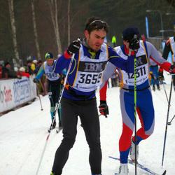 Skiing 90 km - Henry Churchill (3659)