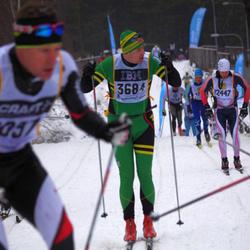 Skiing 90 km - Eirik Marthinsen (3684)