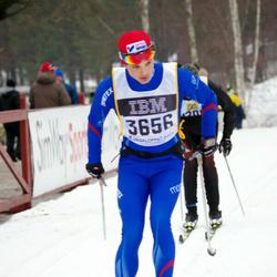 Skiing 90 km - Erik Smedhs (3656)