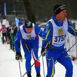 Skiing 90 km - Jean Claude Roguet (3759)