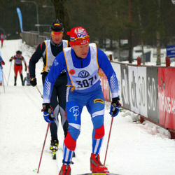 Skiing 90 km - Anders Ottosson (3071)