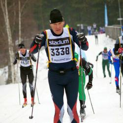 Skiing 90 km - Christer Solstrand (3338)
