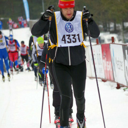 Skiing 90 km - Alexander Jansa (4331)