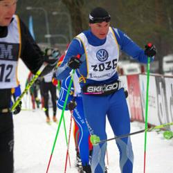 Skiing 90 km - Anders Strömnes (3036)