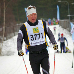 Skiing 90 km - Åke Isaksson (3771)