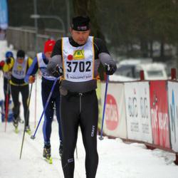 Skiing 90 km - Jari Jussi (3702)