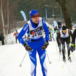 Skiing 90 km - David Wijk (4410)