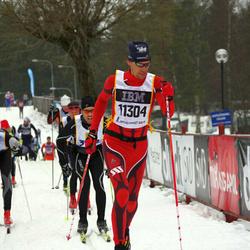 Skiing 90 km - Alexander Walpen (11304)
