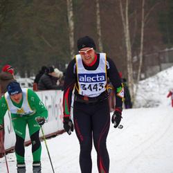 Skiing 90 km - Björn Börjesson (3443)