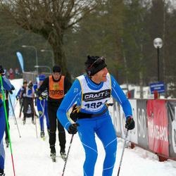 Skiing 90 km - Jonas Kyrö (3543), Henrik Attorps (4924), Ingemar Lundmark (30028)