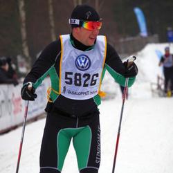 Skiing 90 km - Christian Kantola (5826)