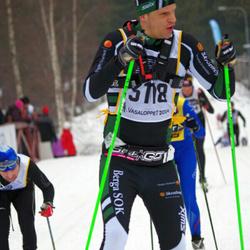 Skiing 90 km - Christian Ragnar (3118)