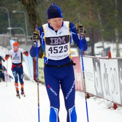 Skiing 90 km - Anders Moverare (4529)