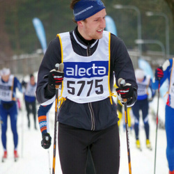Skiing 90 km - Egil Edvardsen (5775)