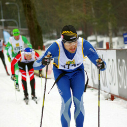 Skiing 90 km - Anders Hagberg (4746)