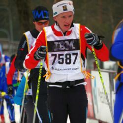 Skiing 90 km - Jan-Anders Karlsson (7587)