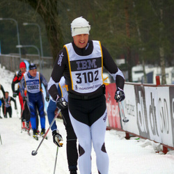 Skiing 90 km - Anders Persson (3102)
