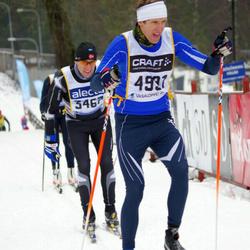 Skiing 90 km - Åke Wilhelmsson (3467), Peter Schröder (4991)