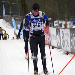 Skiing 90 km - Åke Wilhelmsson (3467)