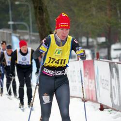 Skiing 90 km - Jennifer Friman (17411)