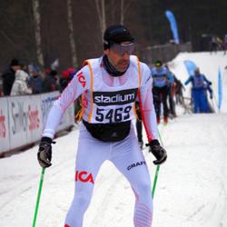 Skiing 90 km - Anders Furéh (5469)
