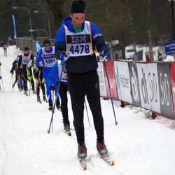 Skiing 90 km - Aron Hjertberg (4478)