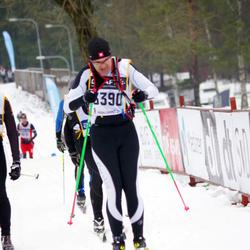 Skiing 90 km - Davide Colombo (3390)