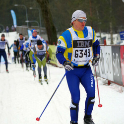 Skiing 90 km - Anders Åhs (6349)