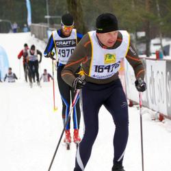 Skiing 90 km - Alfred Wikner (4970), Jaroslav Pudel (16476)