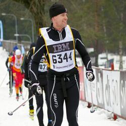 Skiing 90 km - Christian Haar (6344)