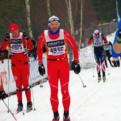 Skiing 90 km - Christian Elsebutangen (4936), Andreas Eriksson (4975)