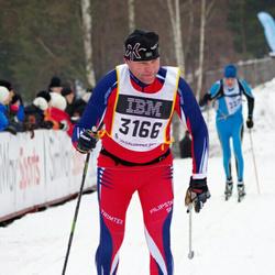 Skiing 90 km - Henrik Hermansson (3166)