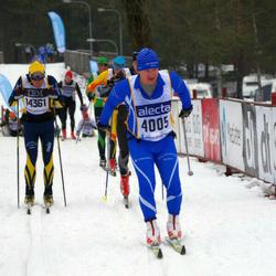 Skiing 90 km - Jari Toivanen (4005)