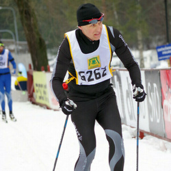 Skiing 90 km - David Hokfors (6262)