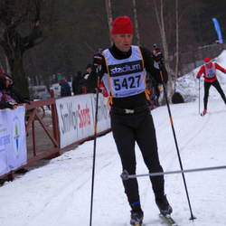 Skiing 90 km - Alexander Svensson (5427)