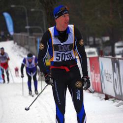 Skiing 90 km - Anders Jakdal (5038)