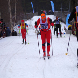 Skiing 90 km - Erlend Rennemo (13894)