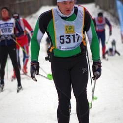 Skiing 90 km - Fredrik Eriksson (5317)