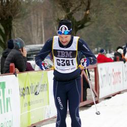Skiing 90 km - Anders Rinstad (6381)