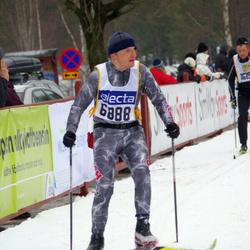 Skiing 90 km - David Wolf (6888)