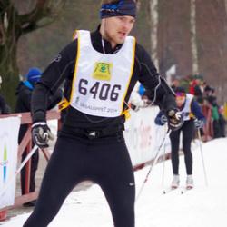 Skiing 90 km - Anders Stenström (6406)