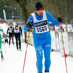 Skiing 90 km - Dirk Kleinert (5565)