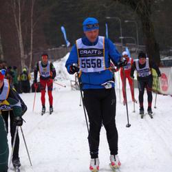 Skiing 90 km - Anders Hammar (5558)