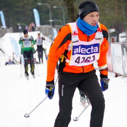 Skiing 90 km - Anders Näslund (4161)
