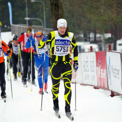 Skiing 90 km - Åke Axelsson (5753)